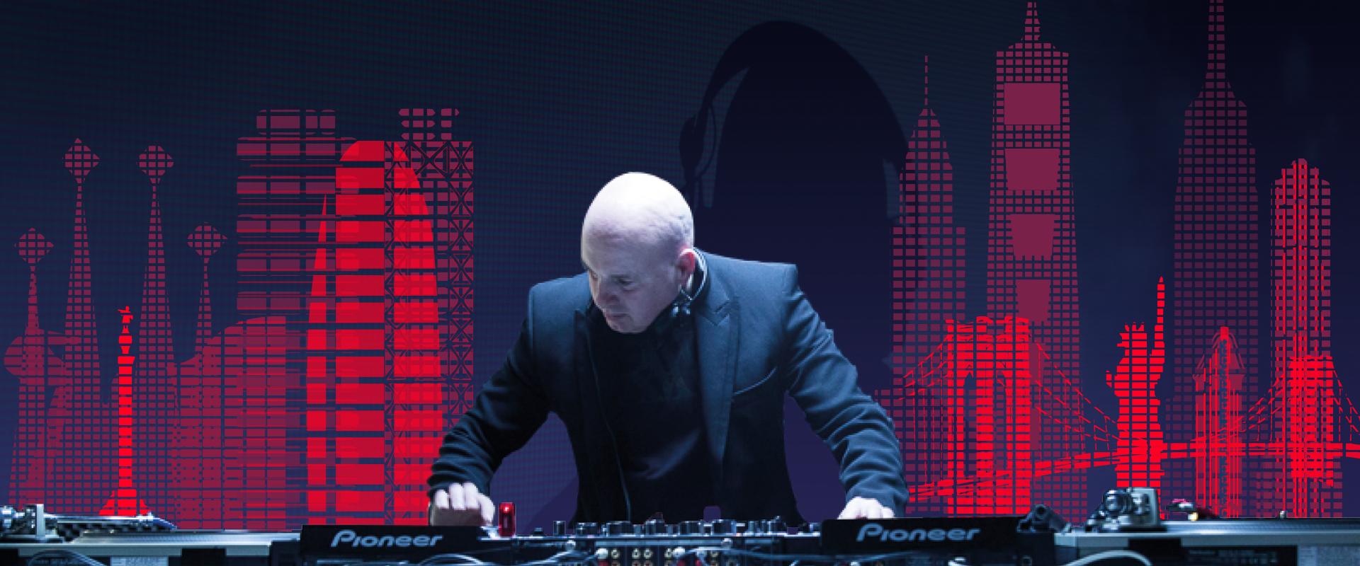 DJ JORDI CABALLE - future pop